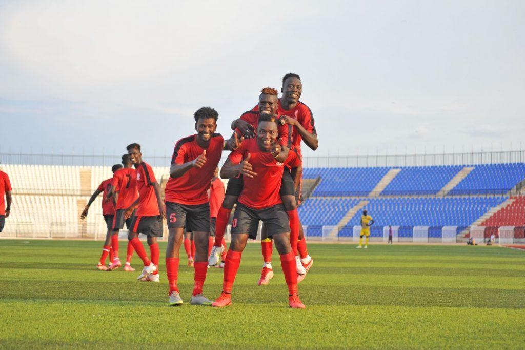 أهلي مروي يتأهل في كأس الاتحاد الإفريقي