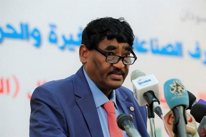 """وزير الصناعة يطلب من """"اليونيدو"""" الترويج الإستثمارات الصناعية السودانية بأوربا"""
