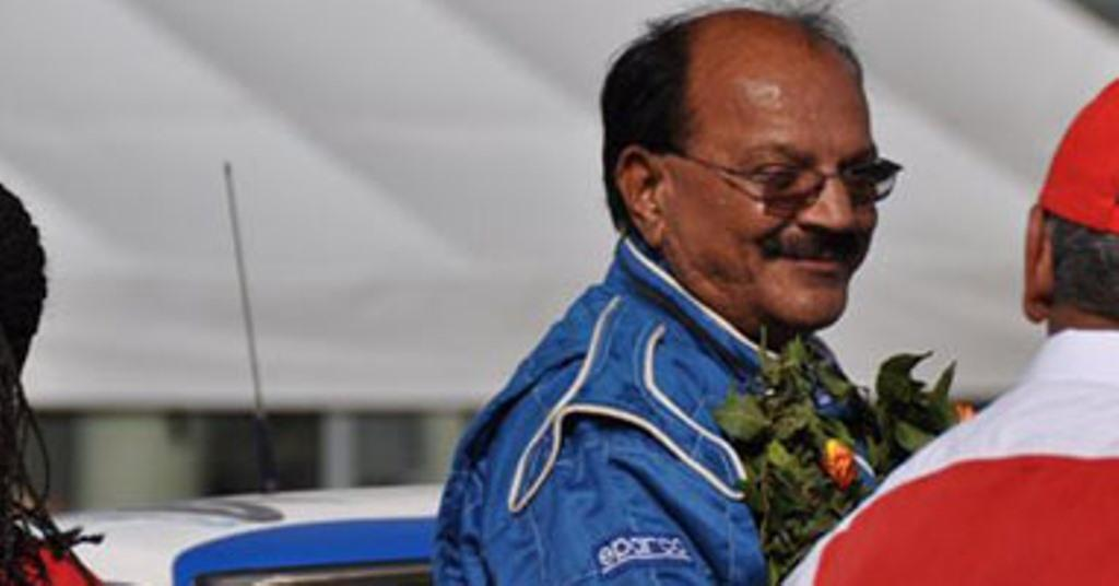 Top East Africa rally driver Shah dies