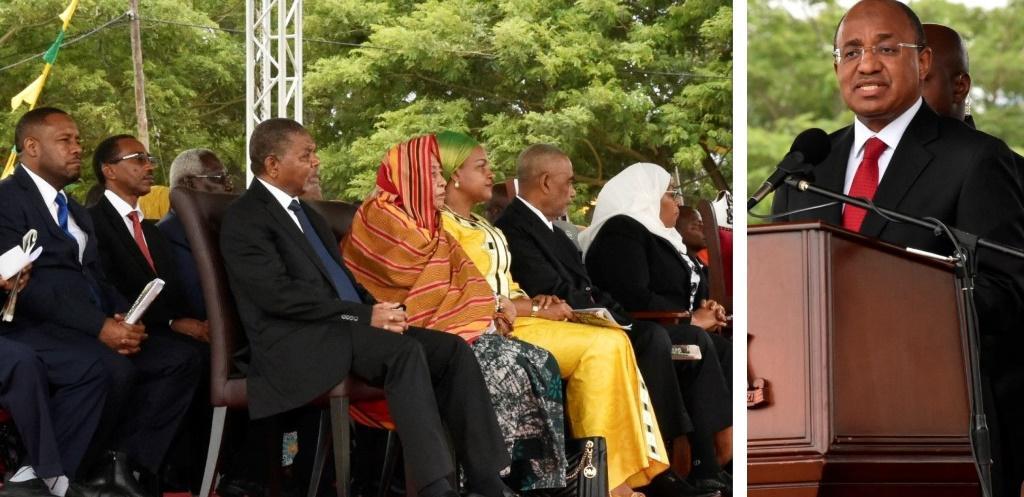 'Peace, unity for prosperity'