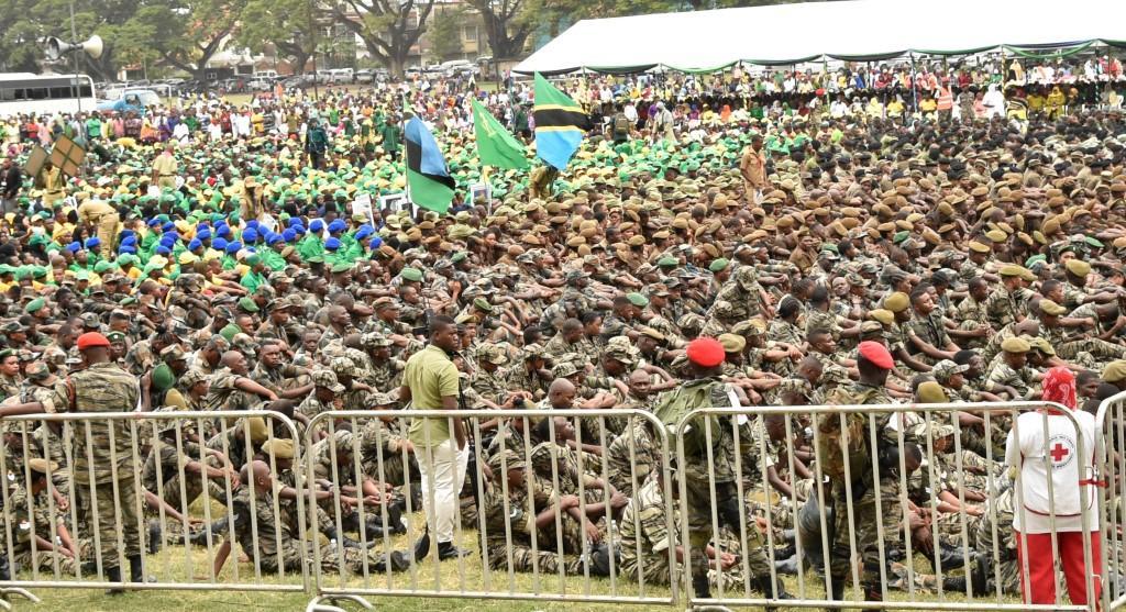 Pomp as Zanzibar celebrates 57th Revolution Anniversary