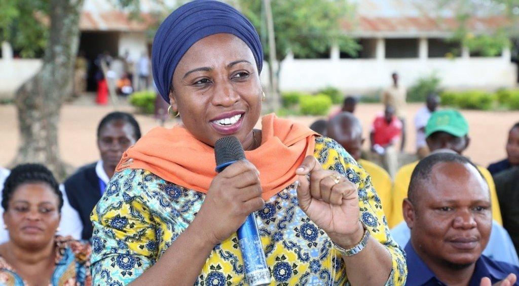Minister Ummy suspends Sengerema District boss over embezzlement