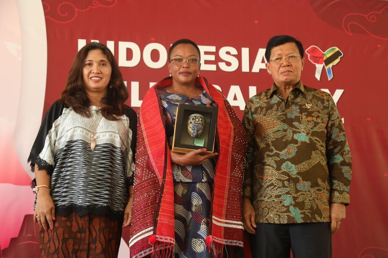 Tz, Indonesia to cement cultural cooperation