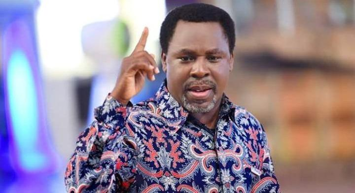 Nigerian pastor TB Joshua dies, aged 57