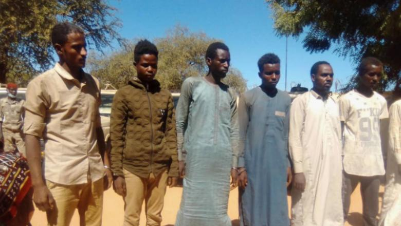 Tchad : huit présumés malfrats sont tombés dans les mailles de la police