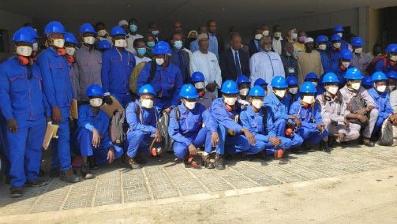 Tchad : 1666 jeunes ont été mis sur le marché de l'emploi à Bongor