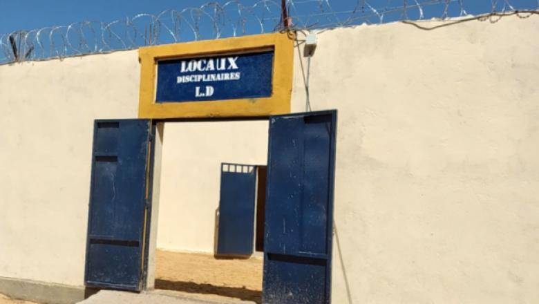 Tchad : la gendarmerie se dote d'un local disciplinaire pour garder les soldats récalcitrants