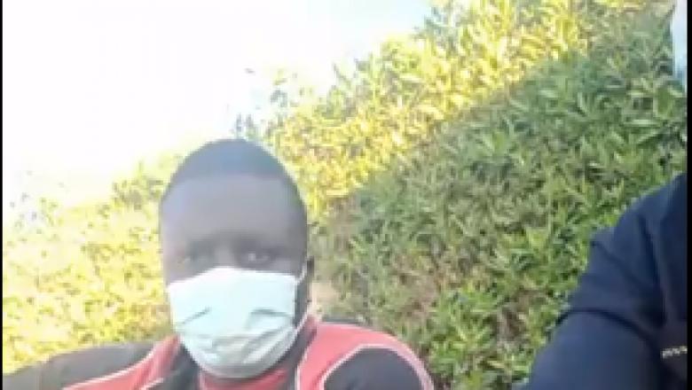 Tchad : l'USPR a organisé son sit-in devant le ministère de la Santé