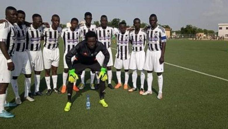 La CAF a suspendu Gazelle FC des championnats interclubs et d'une amende de 5000 dollars