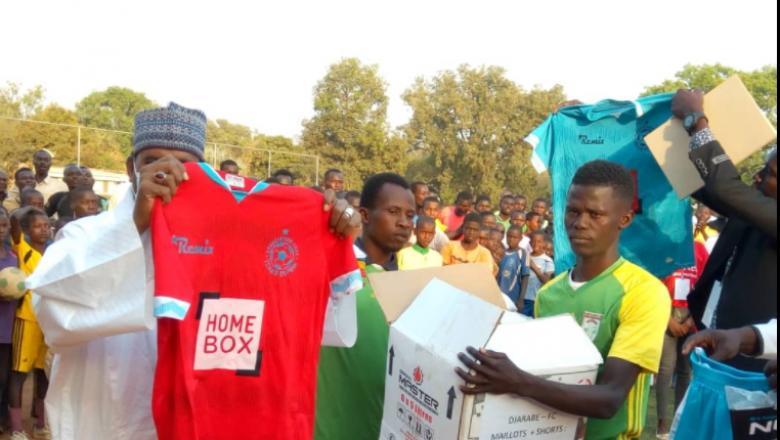 Tchad-football : les centres de formation de Moundou en quête des jeunes talents