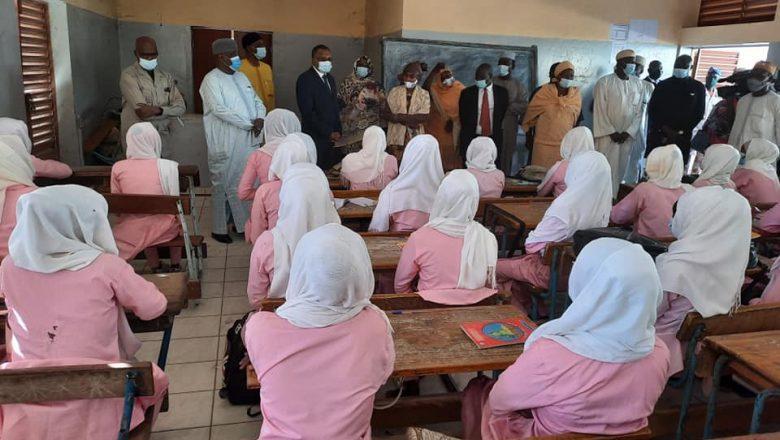 Tchad : le ministre de l'éducation souhaite que les heures perdues pendant la grève soient récupérées