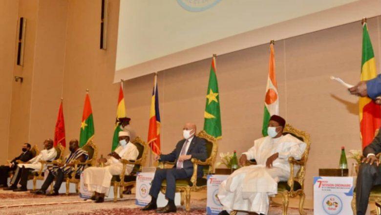 G5 Sahel : les chefs d'Etat de l'espace sahélien en quête d'une solution définitive anti-terroriste