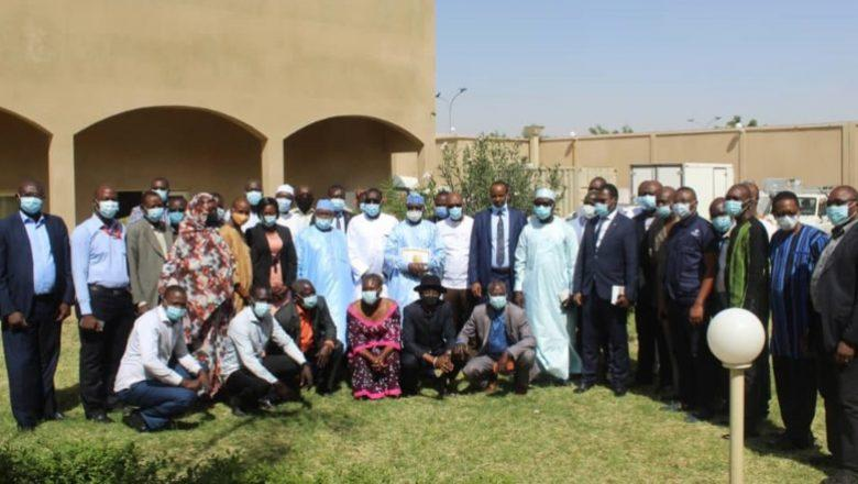 Tchad : 184 enseignants formés sur la gestion des catastrophes et le covid-19 à Bol