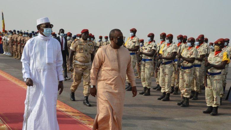 Le président de la Guinée Bissau entame une visite de travail de deux jours au Tchad