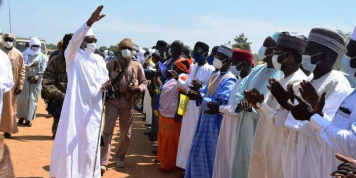Tchad: comment Idriss Déby Itno a ramené Baba Laddé dans son camp