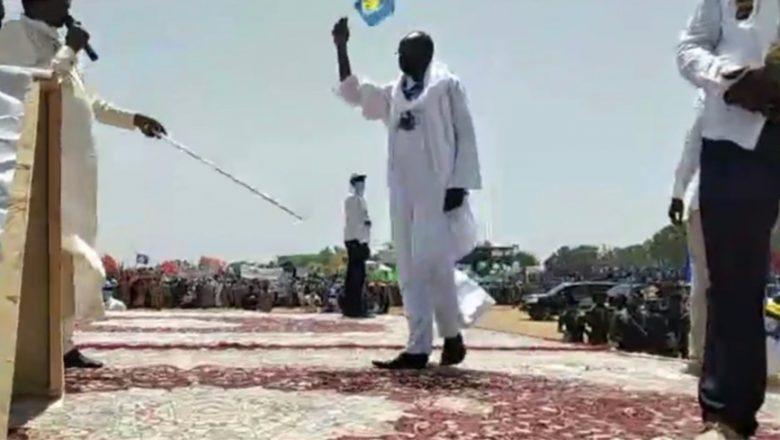 Tchad-Présidentielle : l'ancien chef rebelle Baba Ladé apporte son soutien à Idriss Deby