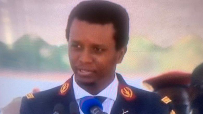 Obsèques d'Idriss Deby : son fils Abdelkérim porte le témoignage des enfants