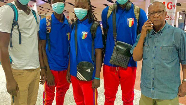 Championnats d'Afrique de Taekwondo : l'équipe du Tchad est à Dakar