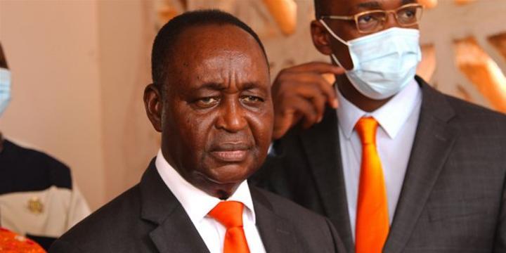 FrançoisBozizéau cœur de discrètes discussions entre le Tchad et la Centrafrique