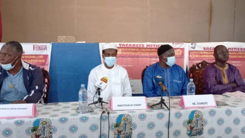 Tchad : FONAP et le centre Don Bosco font la promotion de l'entrepreneuriat jeune