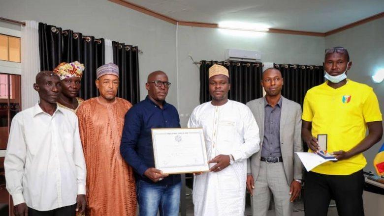 Tchad : le coach Kaguer fait Chevalier dans l'Ordre de Mérite-Civique à titre posthume