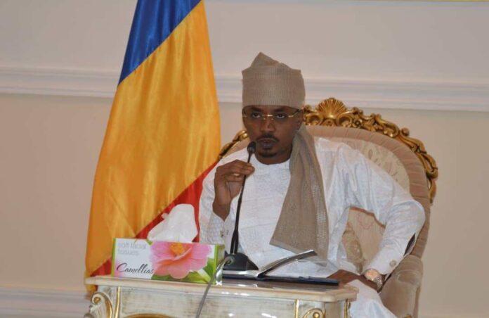 le président du Conseil militaire de transition appelle au respect de l'autorité de l'État et au travail bien fait