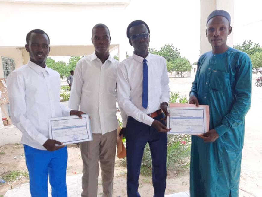 l'igname inonde les rues et marchés de N'Djamena