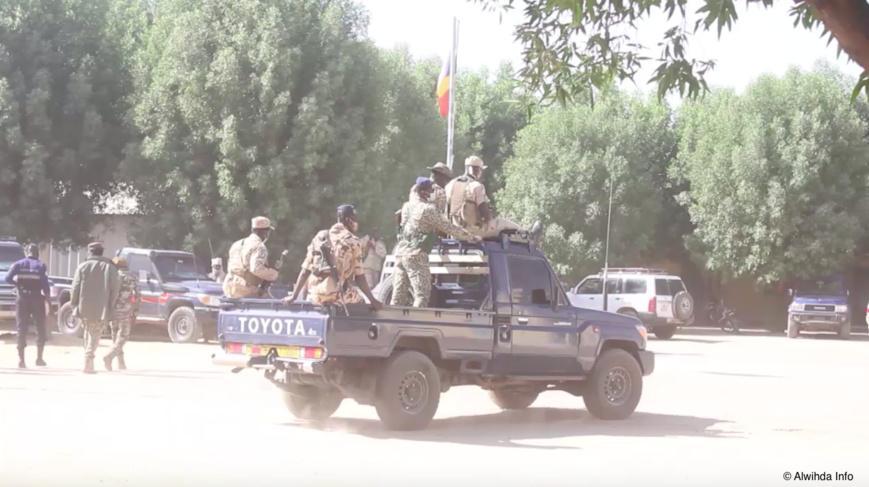 le nouveau commandant de légion de gendarmerie du Salamat a été installé