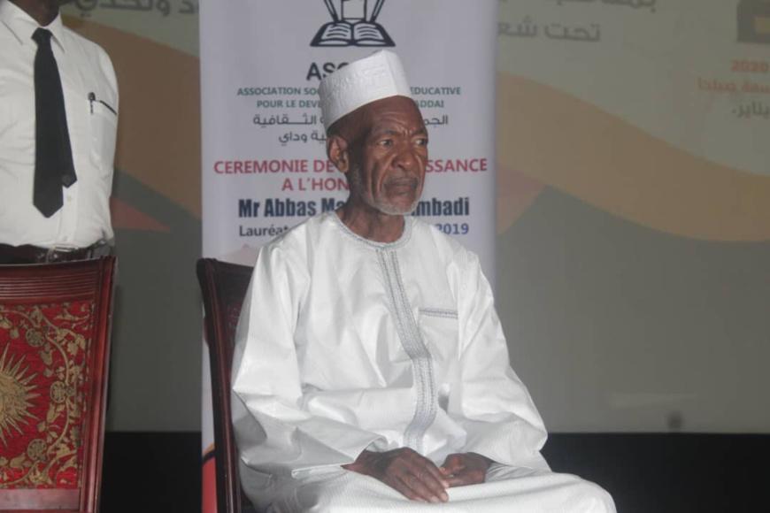 qui est Abbas Mahamat Ambaddi ?