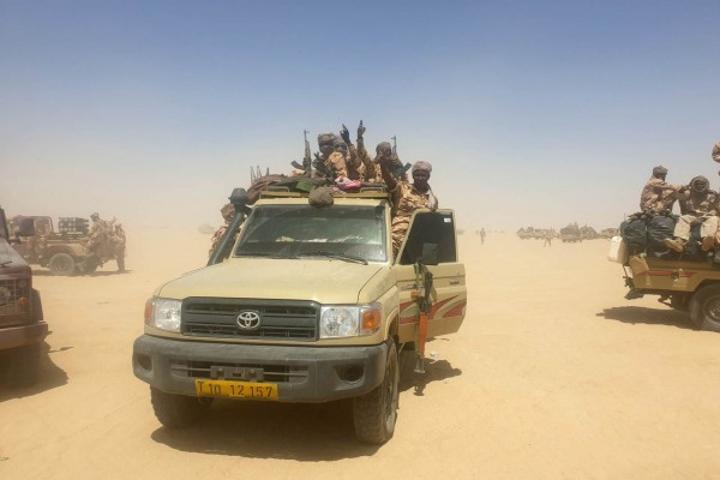 Tchad-Libye: Affrontements entre les rebelles du FACT et les forces pro-Haftar à la frontière libyenne