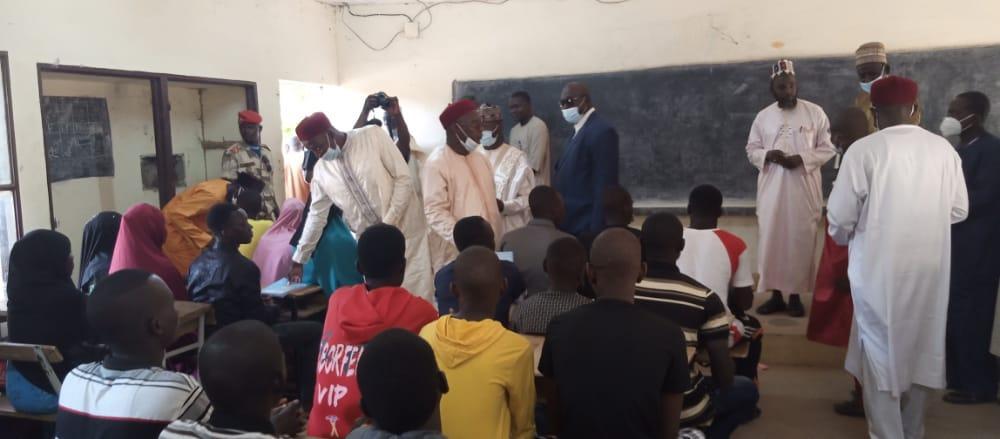 506.811 élèves reprennent, ce lundi 4 octobre, le chemin de l'école dans la région de Dosso
