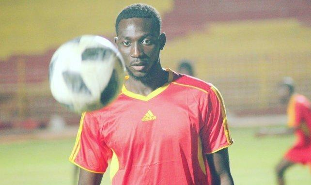 l'international tchadien Haroun Tchaouna en instance de signature avec Dijon FCO