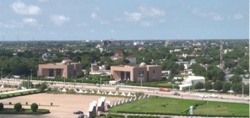une commission sécuritaire mixte déployée à N'Djamena