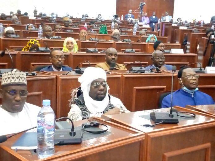 le CNT adopte le projet portant création d'une commission ad-hoc chargée de rédiger son règlement intérieur
