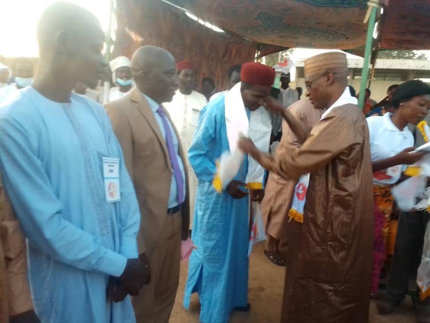 le PSF a installé son conseil communal du 9e arrondissement à N'Djamena