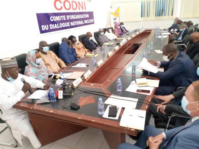 le comité technique d'appui à l'organisation du dialogue et les sous-comités thématiques sont mis en place