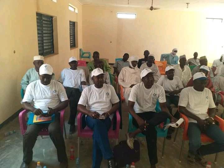 l'ONAPE vulgarise ses activités dans le département d'Assinet au Batha