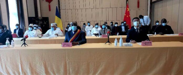 N'Djamena et Chongqing en Chine se jumellent