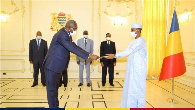 Le Tchad accueille huit nouveaux ambassadeurs sur son sol