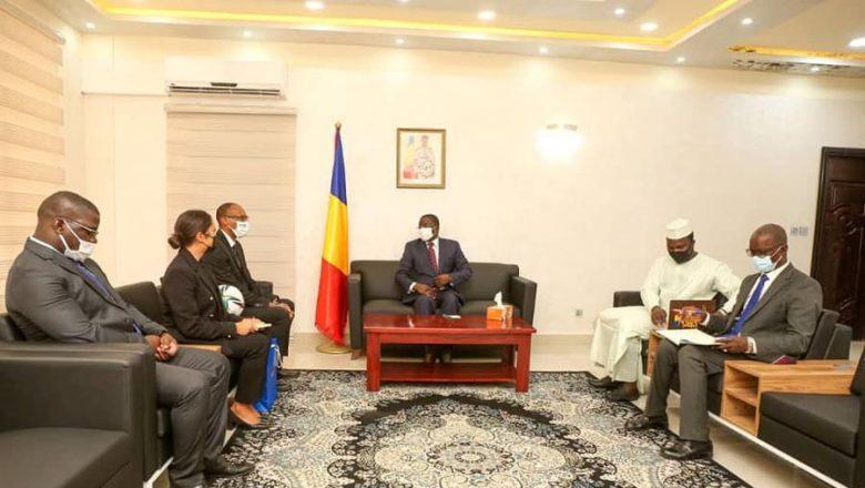 Tchad : une délégation FIFA-CAF est à N'Djamena