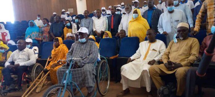 70 personnes handicapées suivent une formation en montage et gestion des micro-entreprises