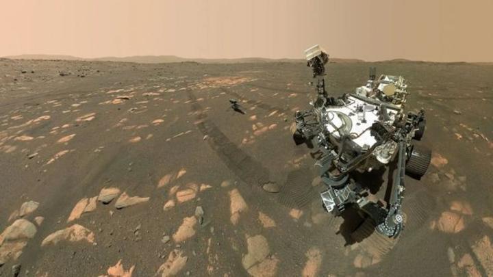 Les humains auraient-ils pu contaminer Mars avec de la vie ?
