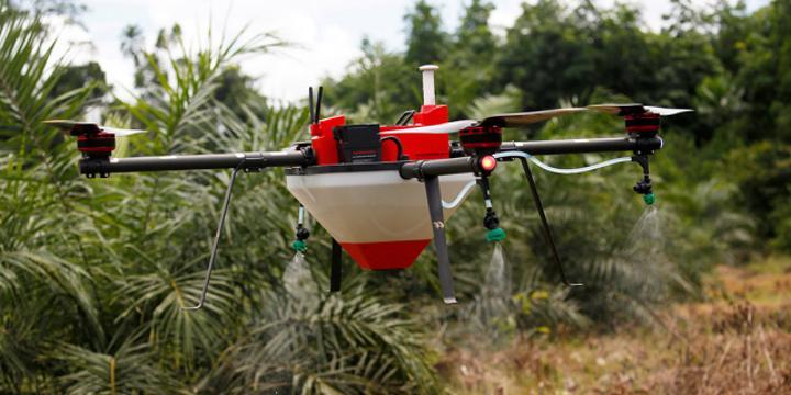 Togo: «drones de riz», une mini-révolution dans la riziculture ouest-africaine
