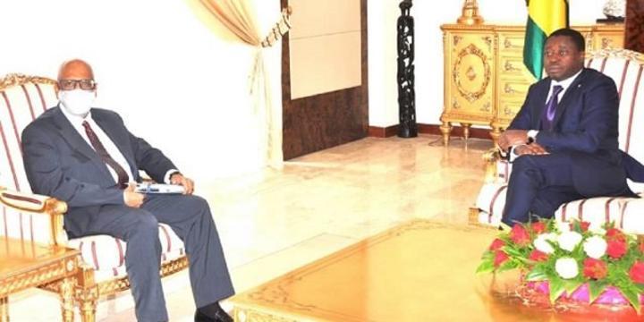 La transition malienne discutée à Lomé