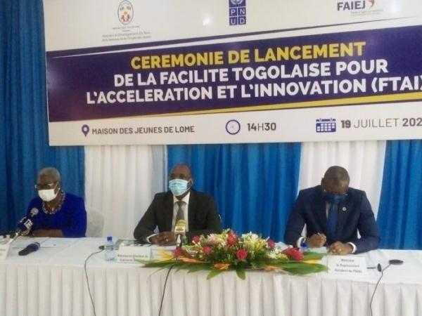 Togo: lancement d'un fonds pour accompagner les innovations des jeunes