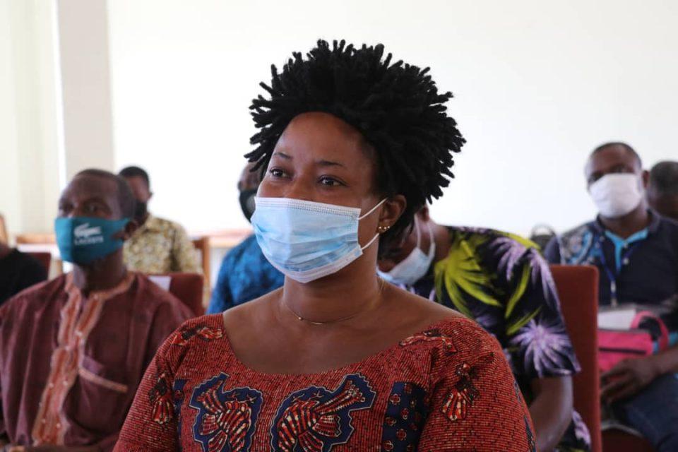Kloto 1 : Mme AKAWOE Yawa remplace le conseiller municipal feu Gozan décédé
