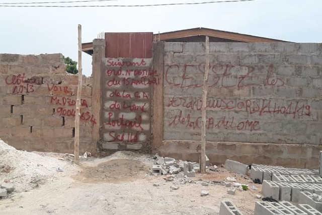 Gbamakopé : Le Commandant de la BRI Tsévié en rajoute aux magouilles