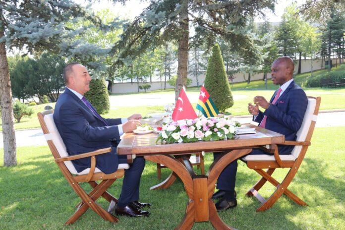 Togo-Le Ministre Robert Dussey encore à Ankara