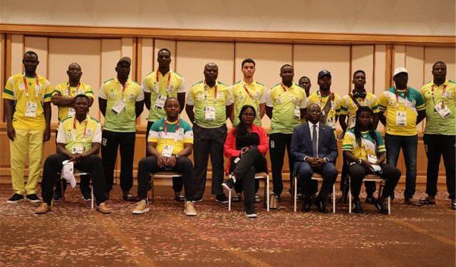 JO Tokyo 2020 : 19 personnes composent la délégation togolaise