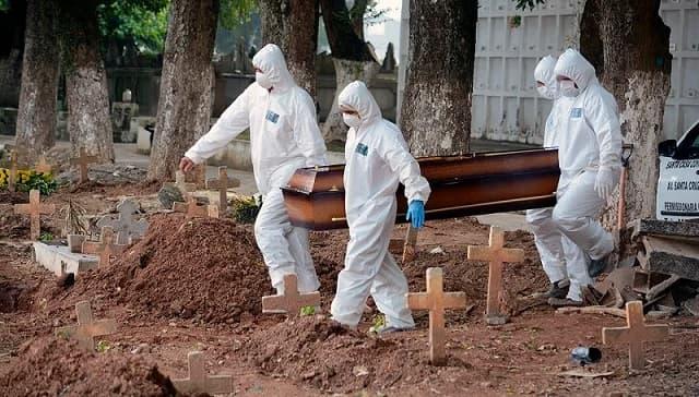 Covid-19 : Hausse inquiétante de la courbe des décès au Togo